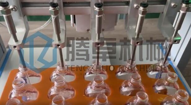 大剂量液体灌装机介绍