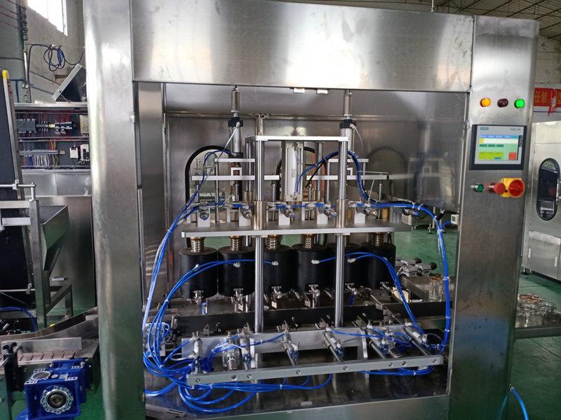 液体灌装机的常见故障以及如何故障解决