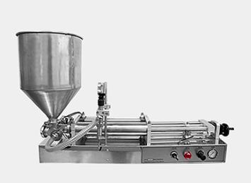 自动液体灌装机与市场同步走,满足快捷式出产