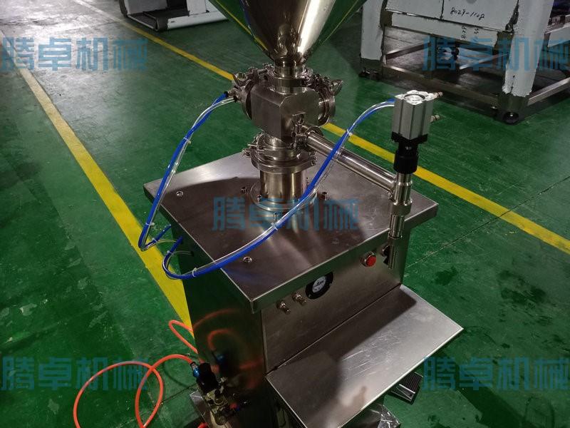 小容量复合调味品成风向,定量灌装机提高包装质量