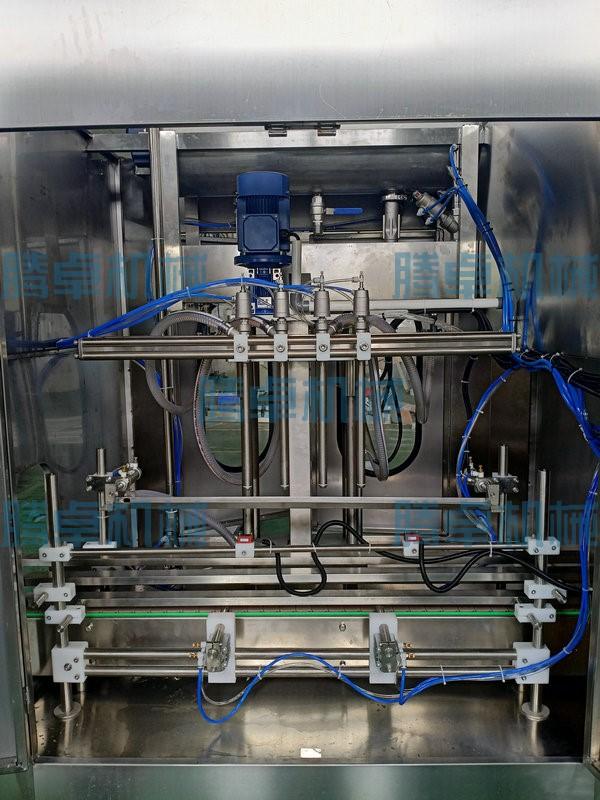 """""""液体自动灌装机""""在包装行业中有多么重要?"""