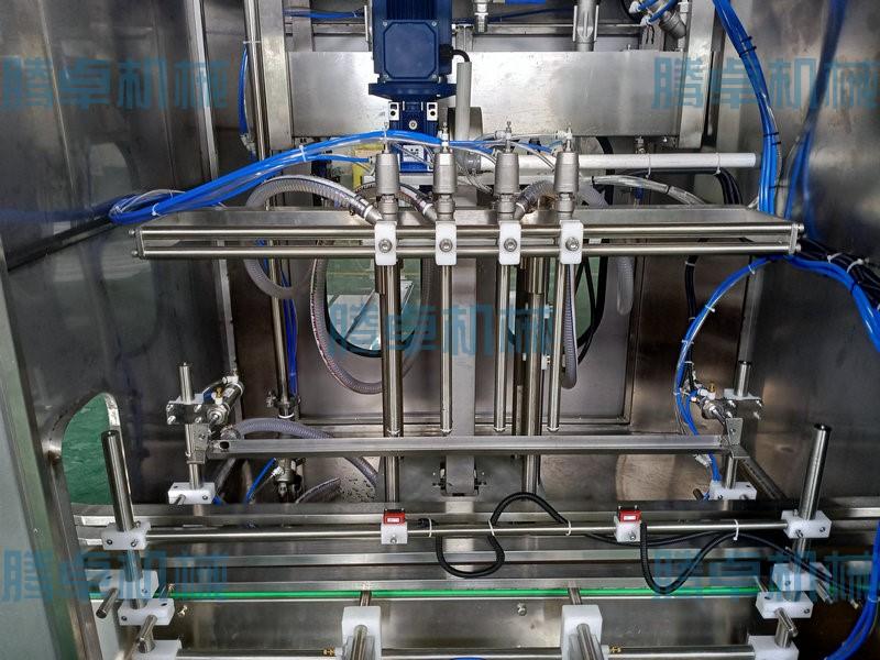 粉剂颗粒灌装机的灌装精度如何调整?
