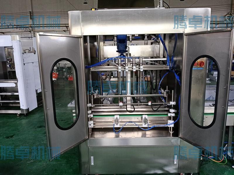 水针灌装机