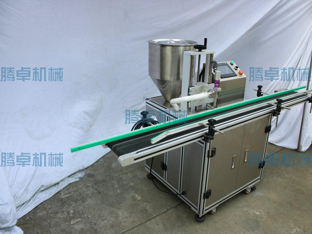 转子泵灌装机,膏体灌装机,高速灌装机