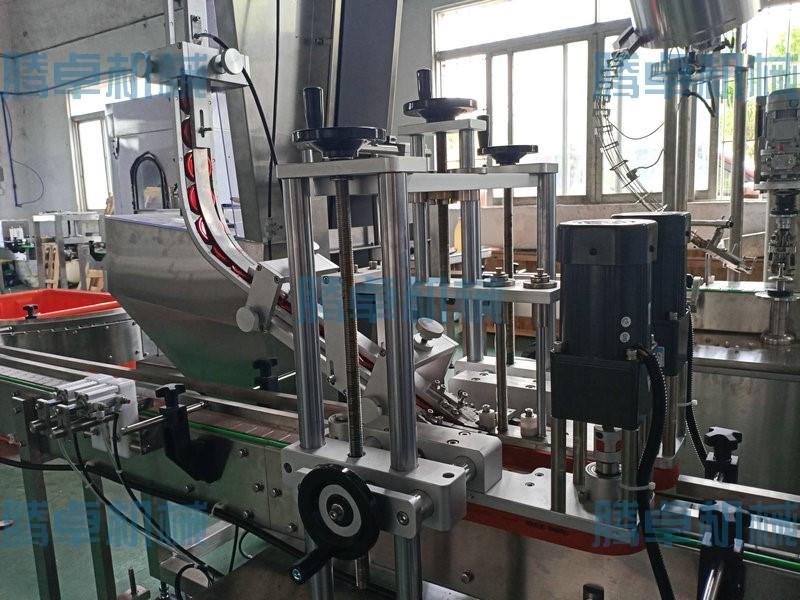 饮料果汁灌装机生产线可以定制吗